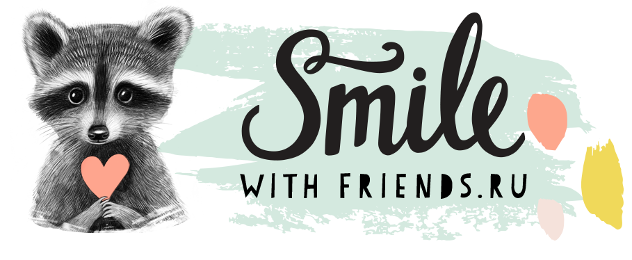 Smile with friends